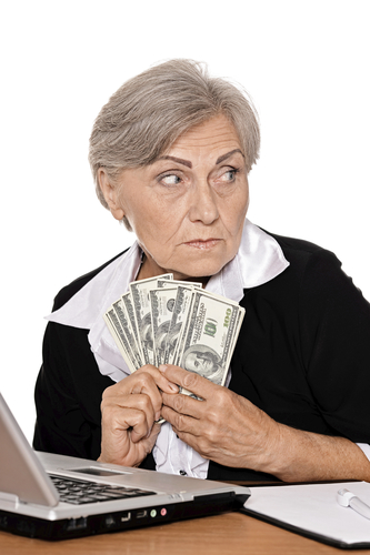 Pension-Lawyer-Furtive Older Lady Holding Money_Depositphotos_70242113_s-2015.jpg